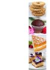 Speisekarte Kuchen