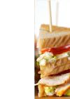 Speisekarte Sandwich