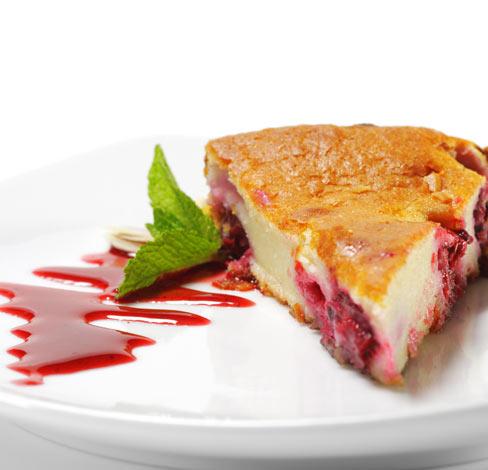 Rezept Quark Kirsch Kuchen Einfaches Rezept Mit Bild