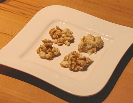 rezept weisse kokos schoko crossies einfaches rezept mit bild. Black Bedroom Furniture Sets. Home Design Ideas